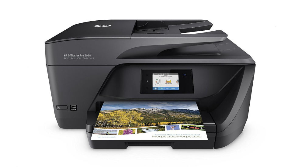 hp officejet pro 6968 all in one printer