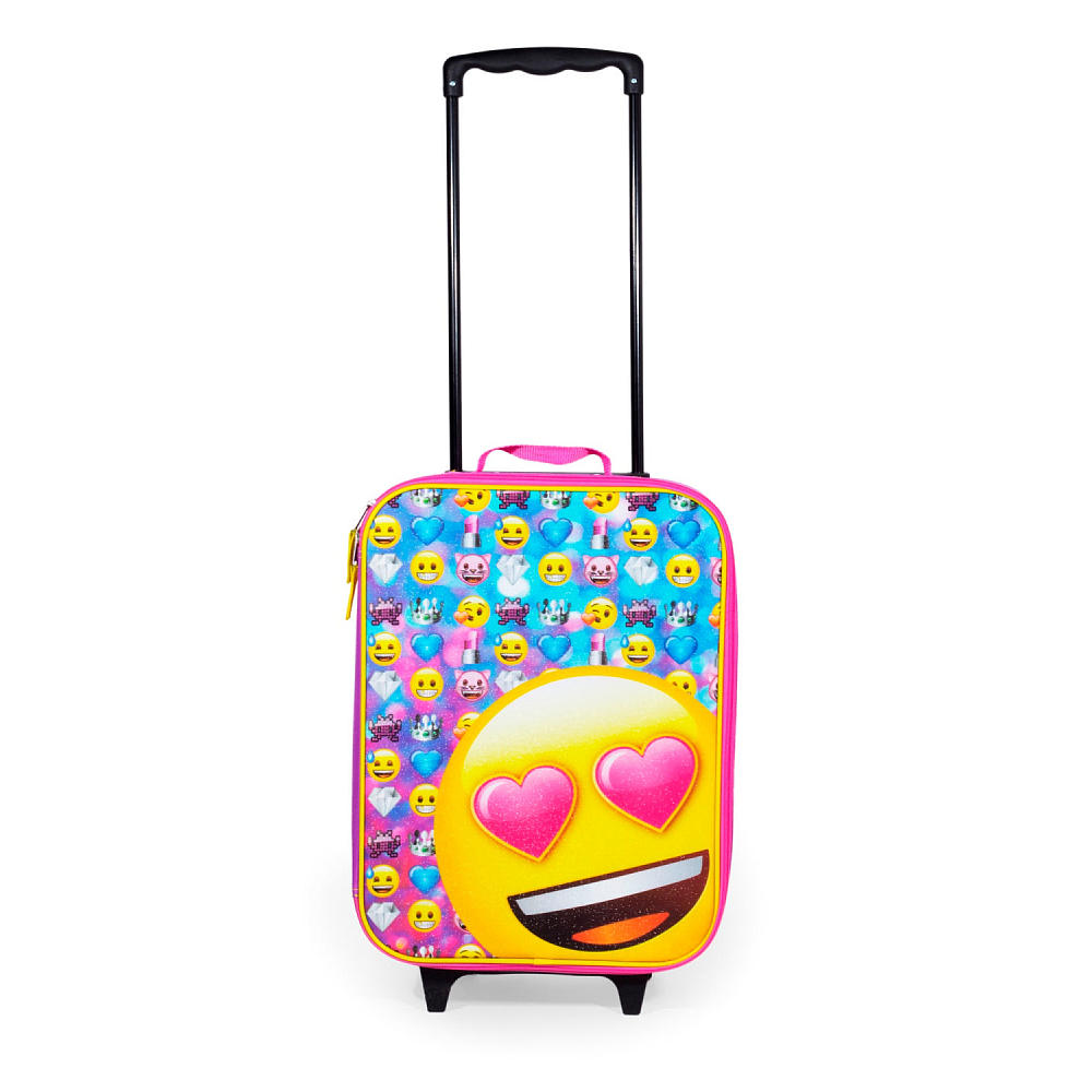 11 Best Kids Luggage and Suitcases in 2018 Fun Luggage  : 1485376732 emoji luggage from www.bestproducts.com size 1000 x 1000 jpeg 80kB
