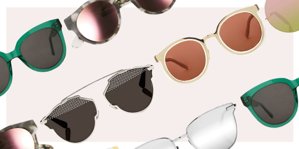 designer sunglass stores  12 Best Designer Sunglasses for Women 2017 - Designer Round ...