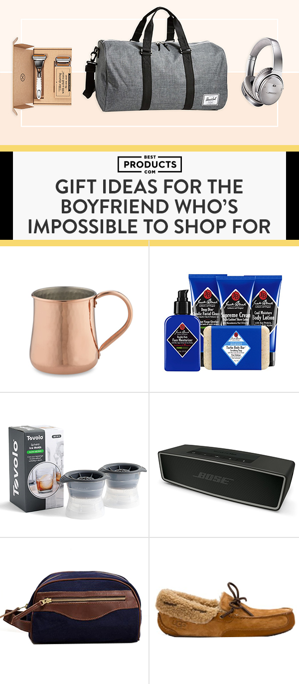 20 Best Boyfriend Gifts in 2017 - The Perfect Christmas Gift Ideas for Boyfriends