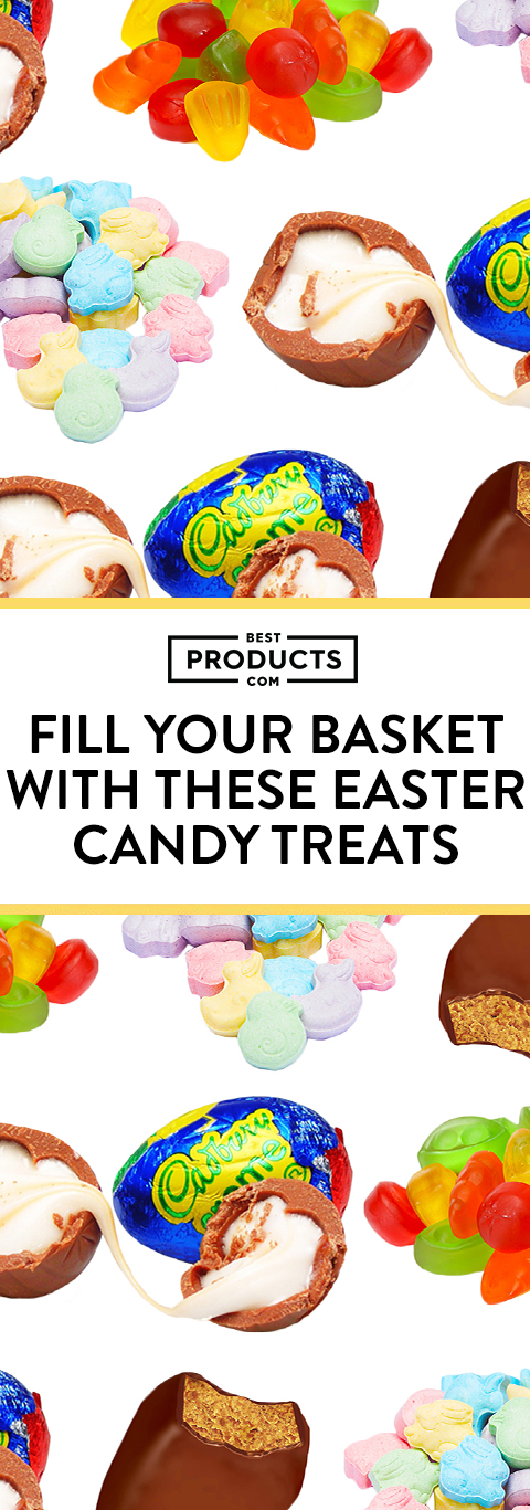 Best Easter Candy Chocolate Eggs Bunnies