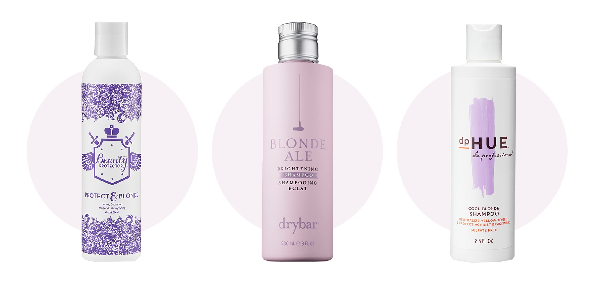 9 Best Purple Shampoos For Blonde Hair 2018 Color