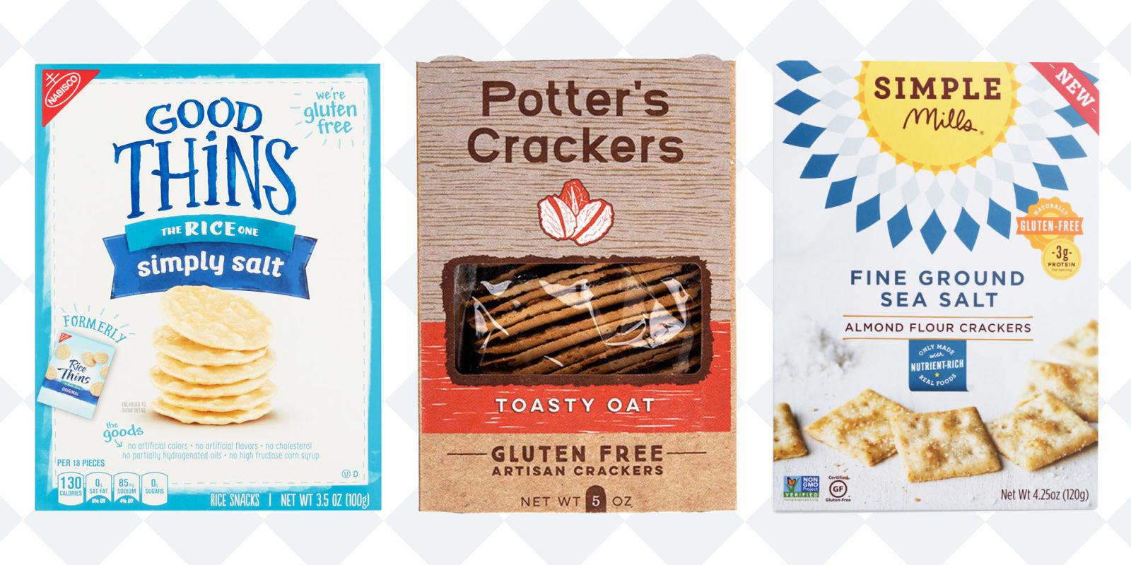 15 Best Gluten Free Crackers in 2018