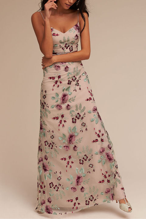 11 Best Spring Bridesmaids Dresses For 2018 Floral And