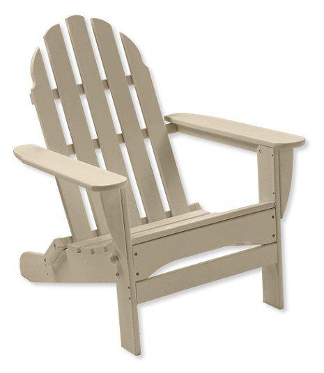 llbean allweather adirondack chair