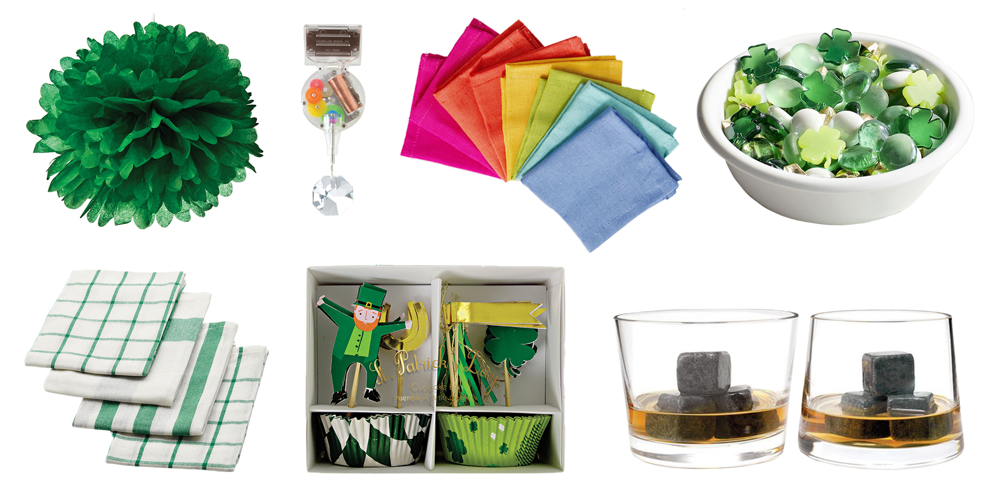 12 Best St. Patrick's Day Decorations 2018 - Green Decor ...