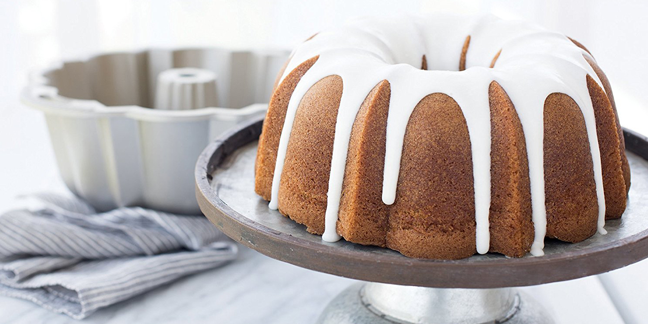 Make Bundt Cake Candles