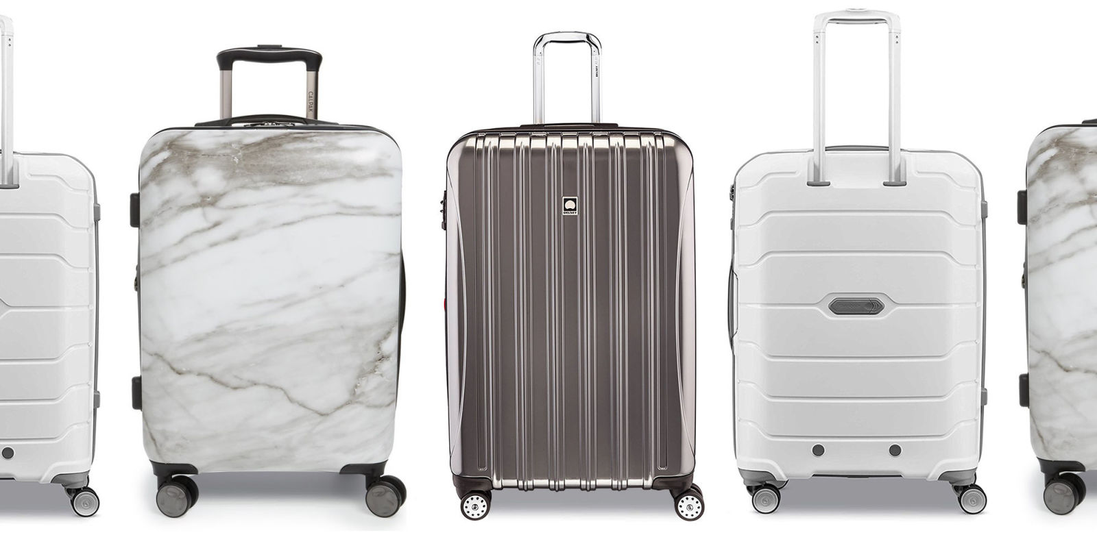 10 Best Cheap Suitcases for 2017 - Chic and Cheap Luggage for ...