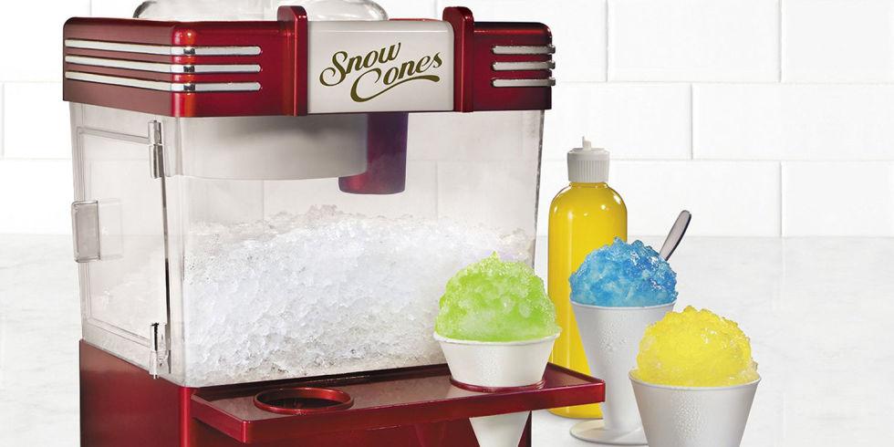 snow cone maker