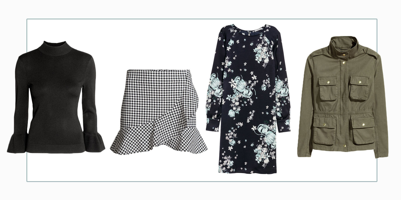 2018's Best H&M Clothing You Can Shop Now - H&M Dresses ...