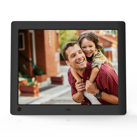 nix advance 8 inch digital photo frame