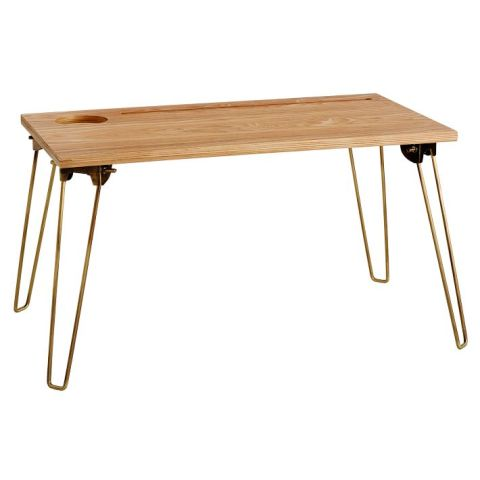 Good PBteen Wood U0026 Metal Lapdesk