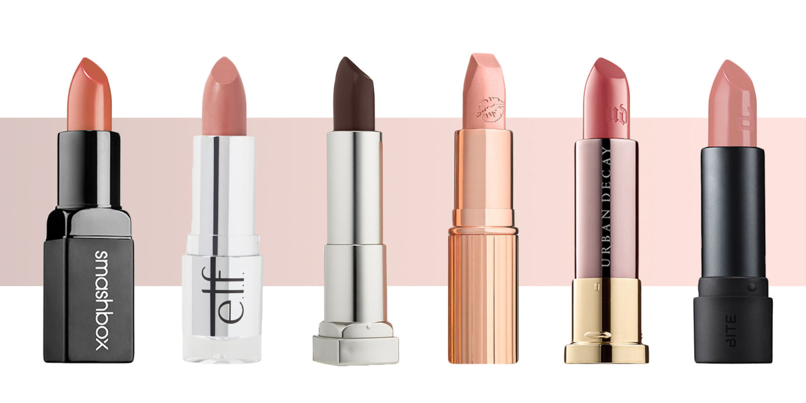 12 Best Nude Lipstick Colors Of 2017 Nude And Neutral Lipstick For Every Skin Tone