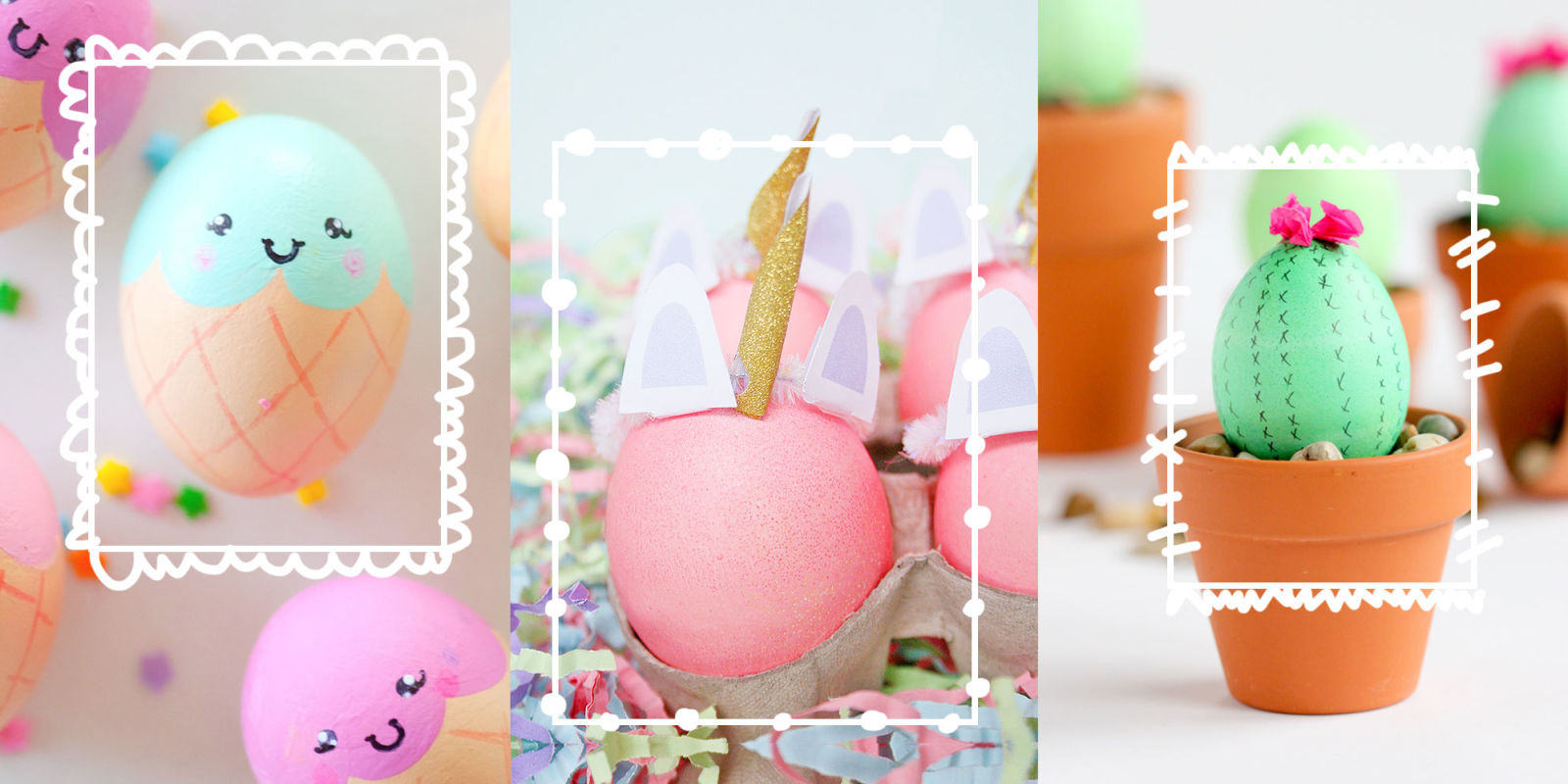 7 best easter crafts for kids and adults 2017 fun easter for Easter egg ideas