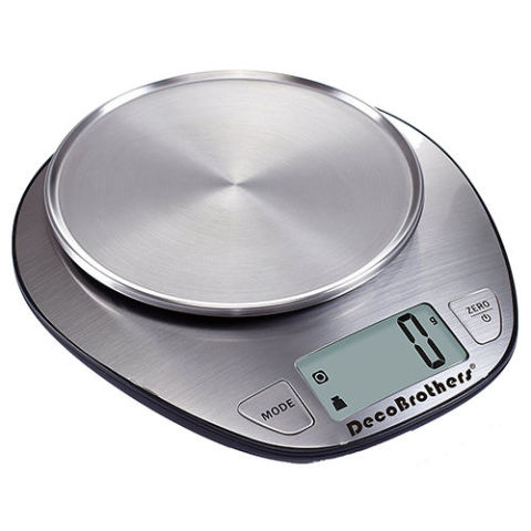 9 Best Kitchen Scales For Your Countertop 2018 Reviews Of Digital Kitchen Food Scales