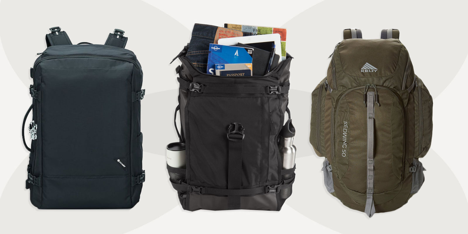 11 Best Travel Backpacks for Long Trips in 2018