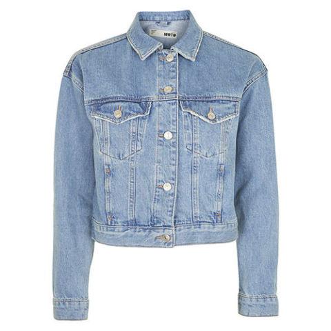 10 Best Denim Jackets for Women Fall 2017 - Classic Blue Jean Jackets