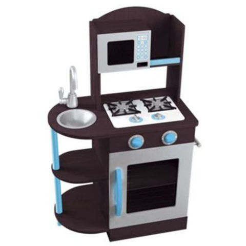 Blue Wooden Play Kitchen 10 best play kitchens for kids in 2017 - adorable kids toy kitchen