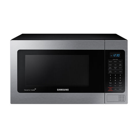 5 Samsung Mg11h2020ct 1 Cubic Foot 000 Watt Countertop Microwave Oven