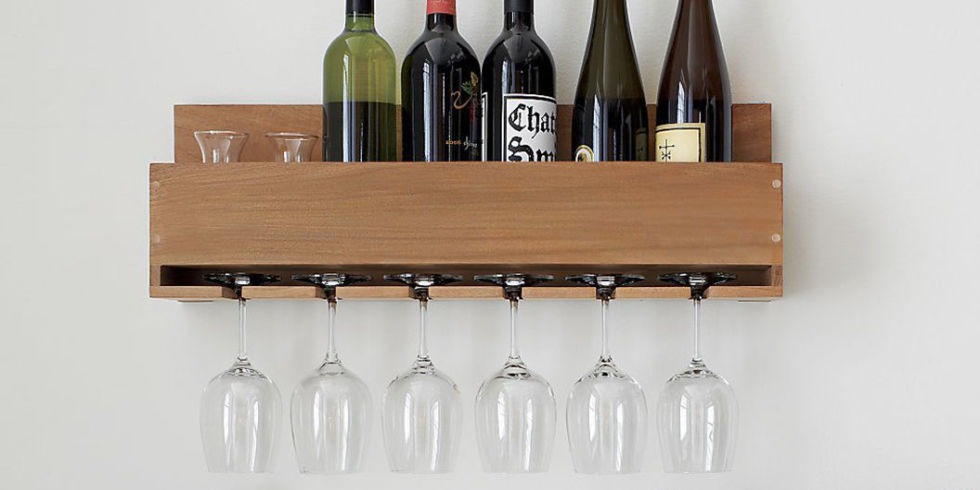 Wall Wine Shelves 10 Best Wall Mounted Wine Racks In 2017  Wall Wine Bottle Racks