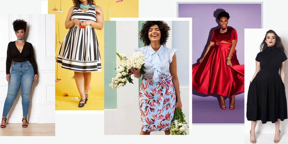 32 Best Sites and Stores to Buy Plus Size Clothing for Women in 2017