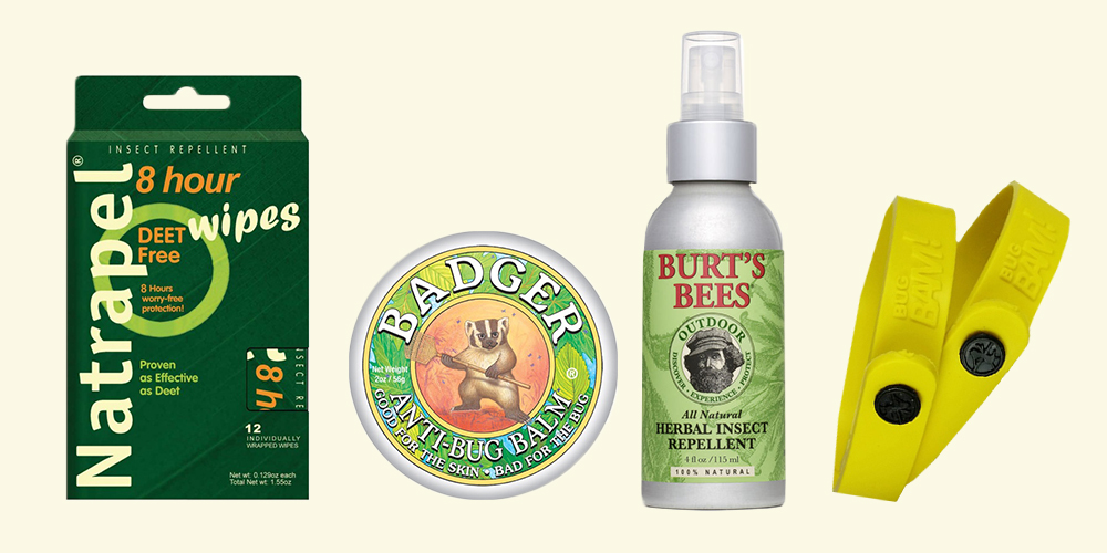Best Natural Bug Repellent Diy