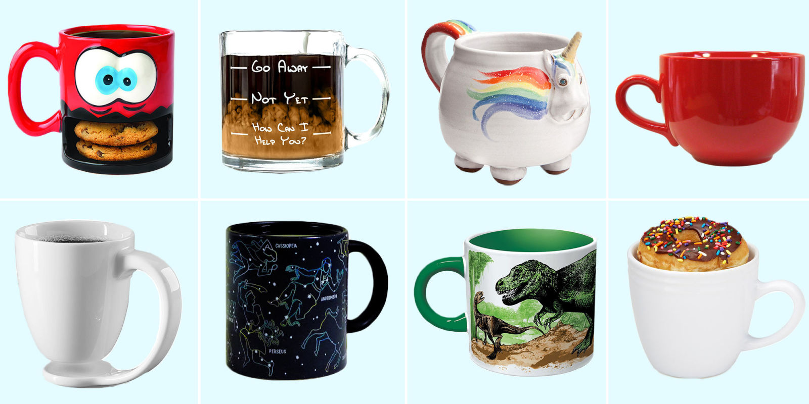 13 most unique coffee mugs in 2018 cool coffee mugs and cups Unique coffee cups mugs