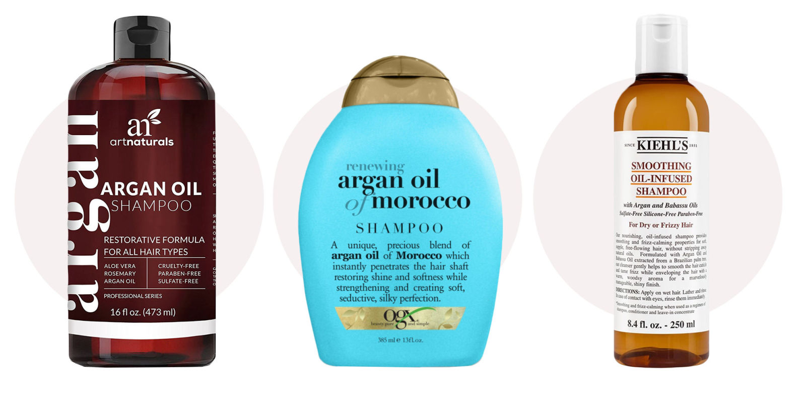 9 Best Argan Oil Shampoos In 2018 Hydrating Shampoo With