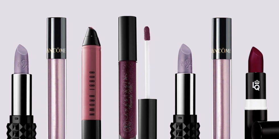11 Best Purple Lipstick Shades for 2017 - Light and Dark Purple ...