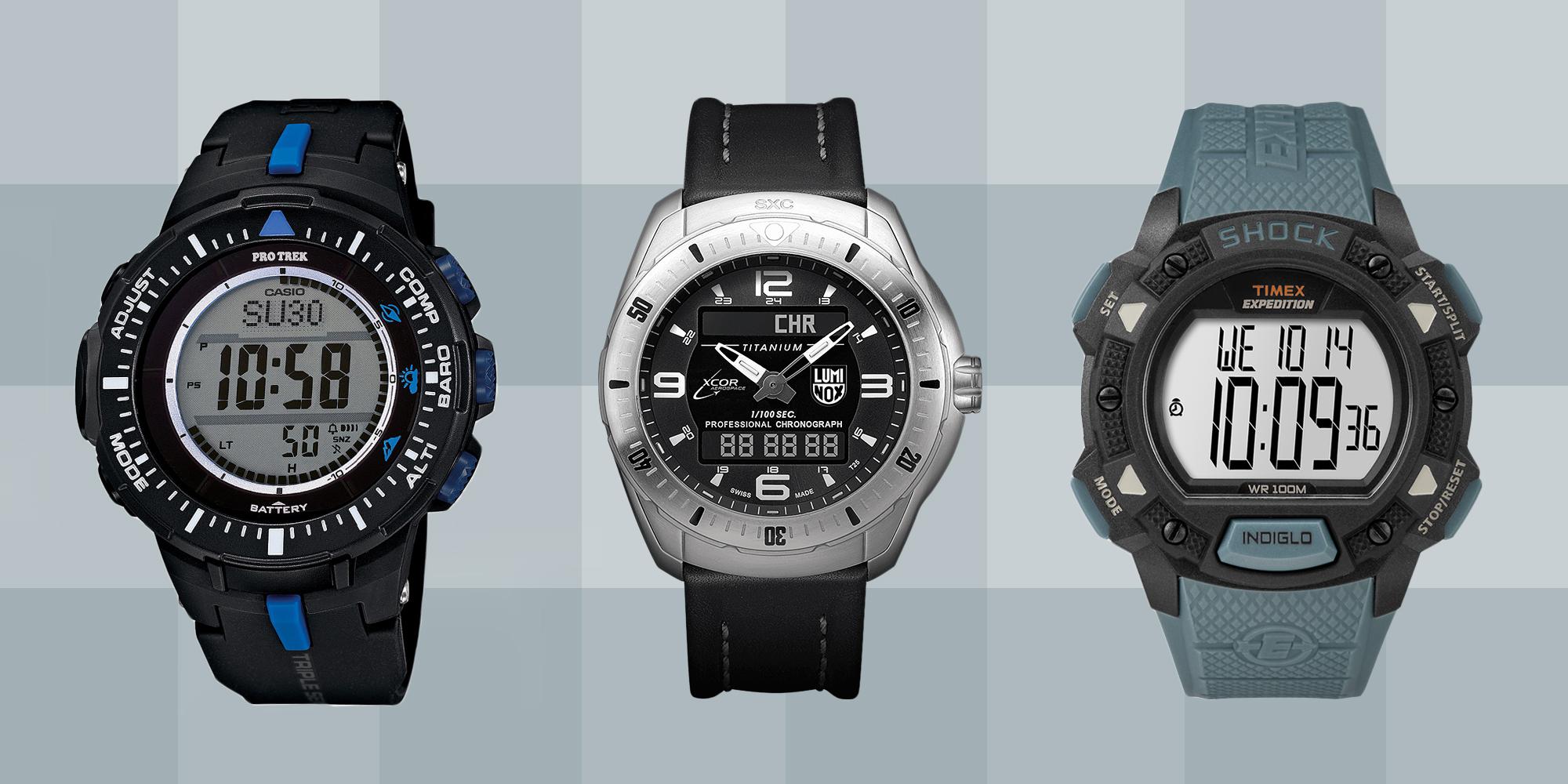 15 best digital watches for 2018 digital s wrist