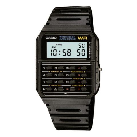 how to set to qld time on casio watch