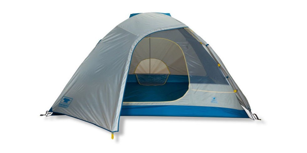 Mountainsmith Bear Creek 4 Person Camping Tent