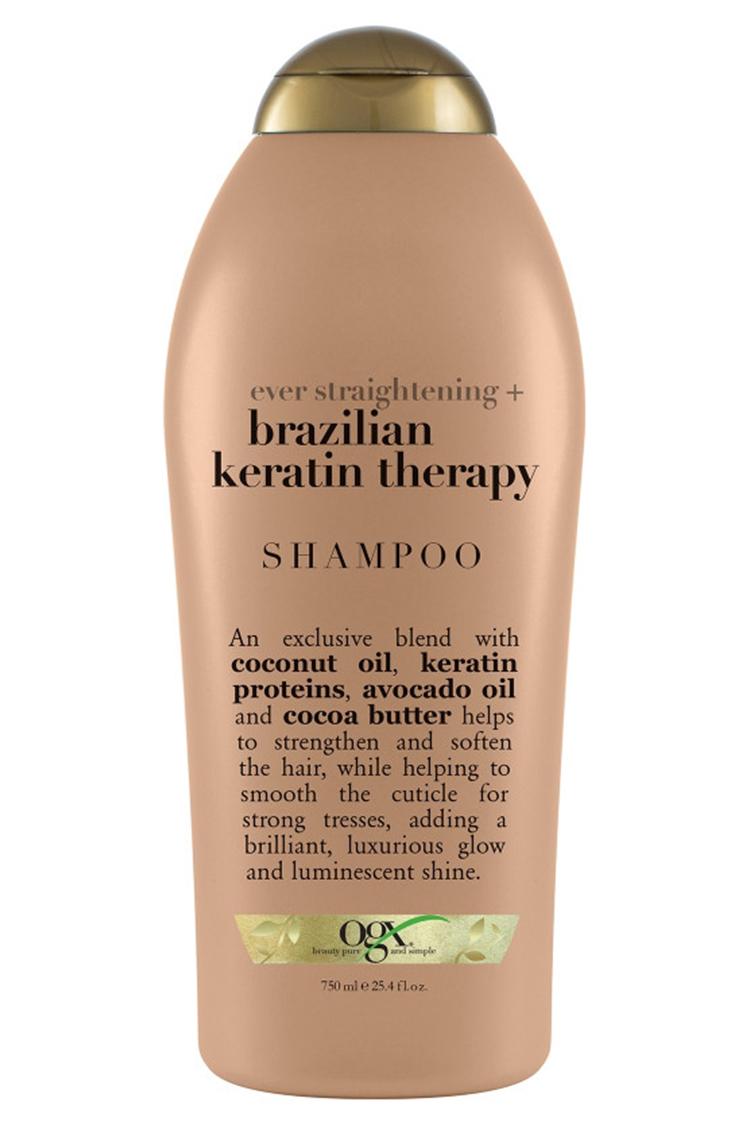 Is keratin shampoo good for hair