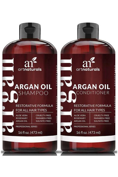 Moroccan Oil Shampoo Natural Hair