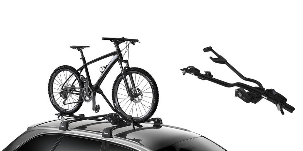 Thule ProRide Upright Rooftop Bike Mount