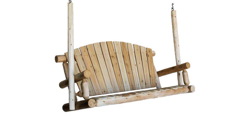 Lakeland Mills Porch Patio Swing