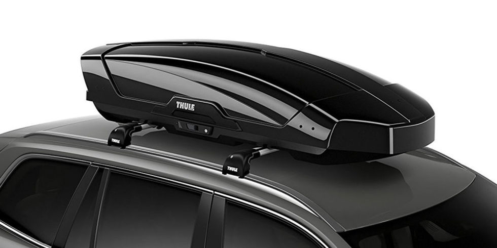 Thule Motion XT Cargo Box  sc 1 st  BestProducts.com & 11 Best Roof Racks for 2017 - Car Roof Racks and Cargo Carriers ... memphite.com