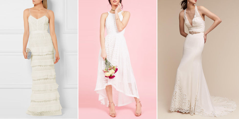 11 Best Cheap Wedding Dresses 2017 - Summer Wedding Dresses Under ...