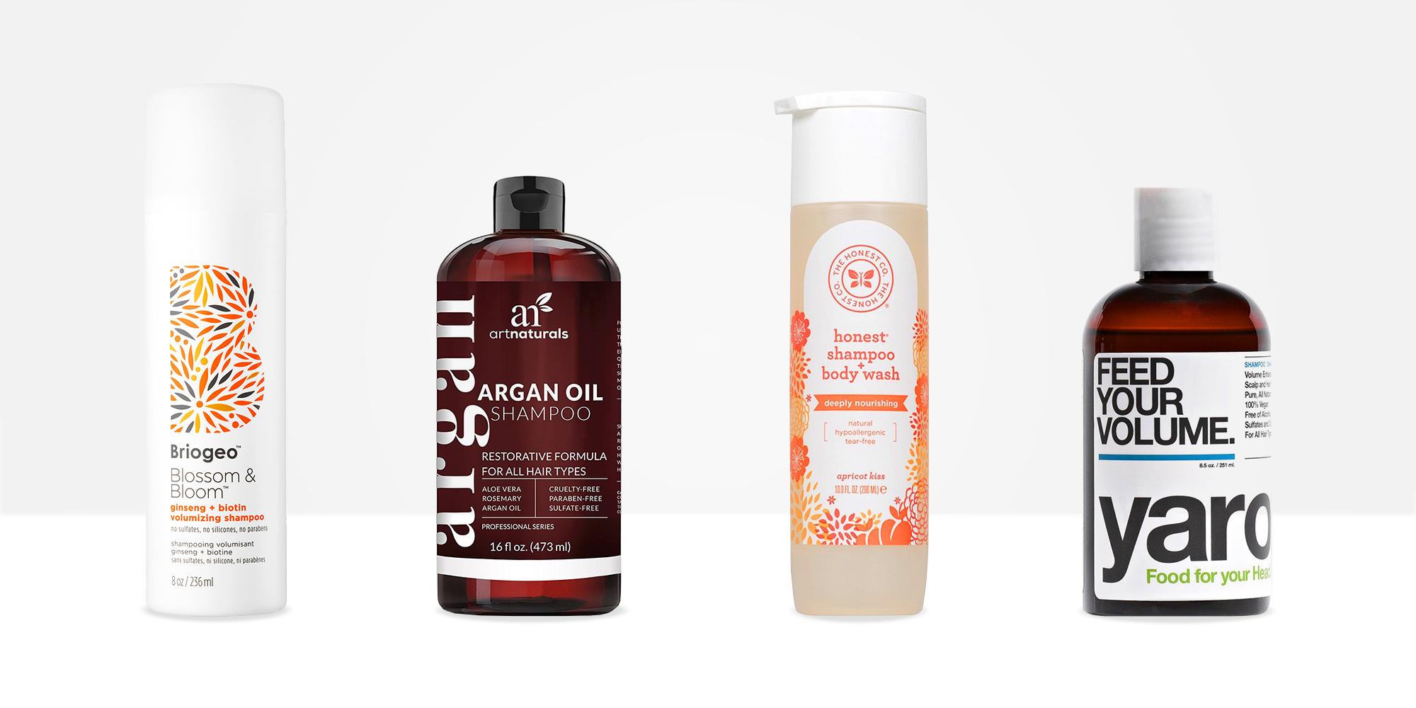Natural Organic Chemical Free Shampoo
