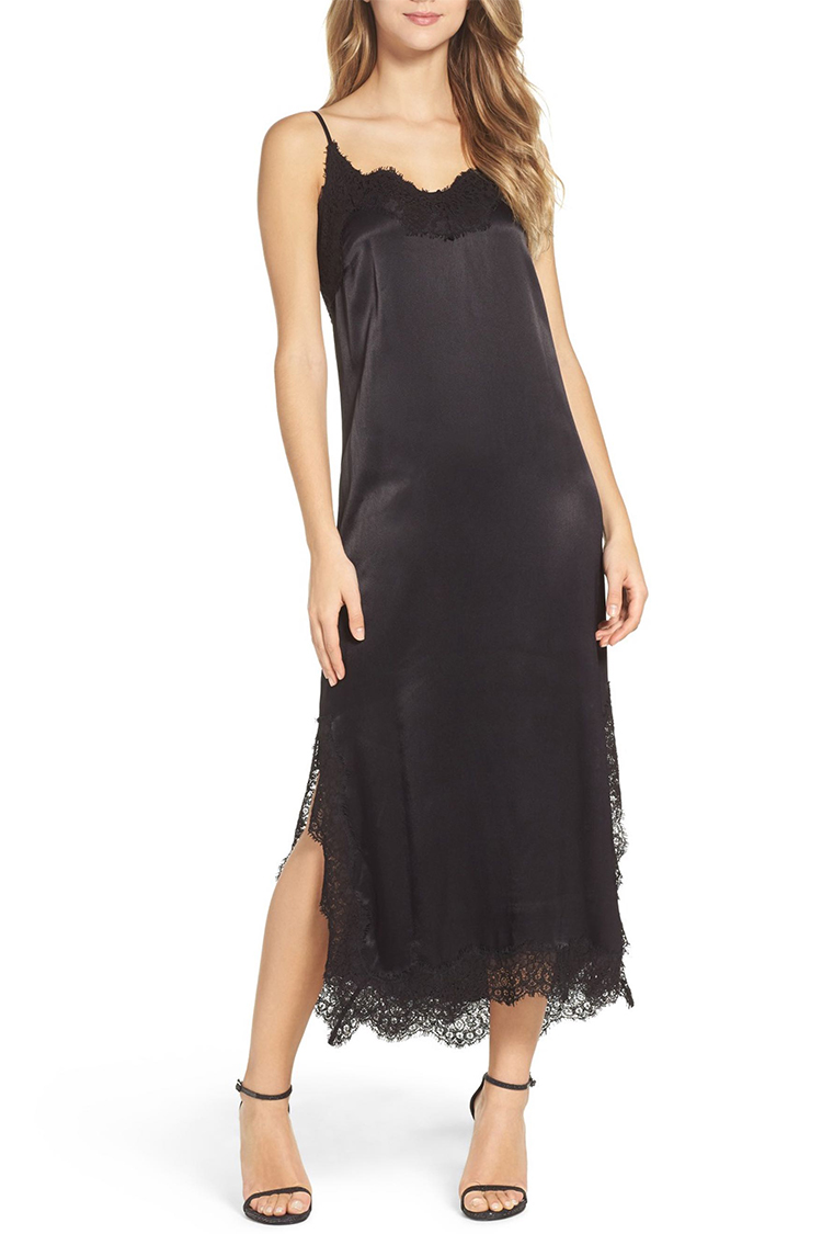 foto de 10 Best Slip Dresses in 2017 Stylish Lace and Black Slip Dresses