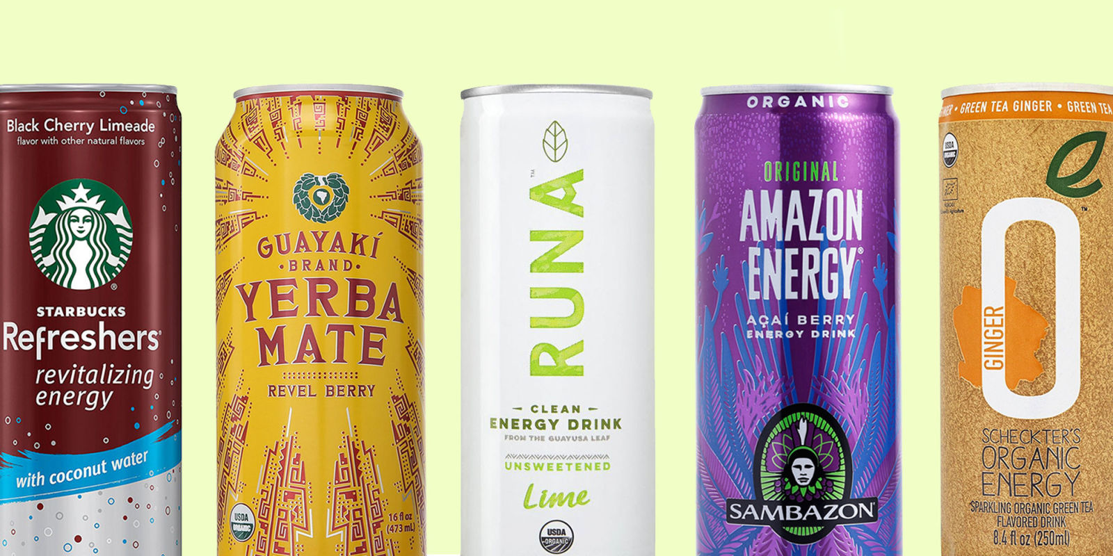 how to make a good energy drink