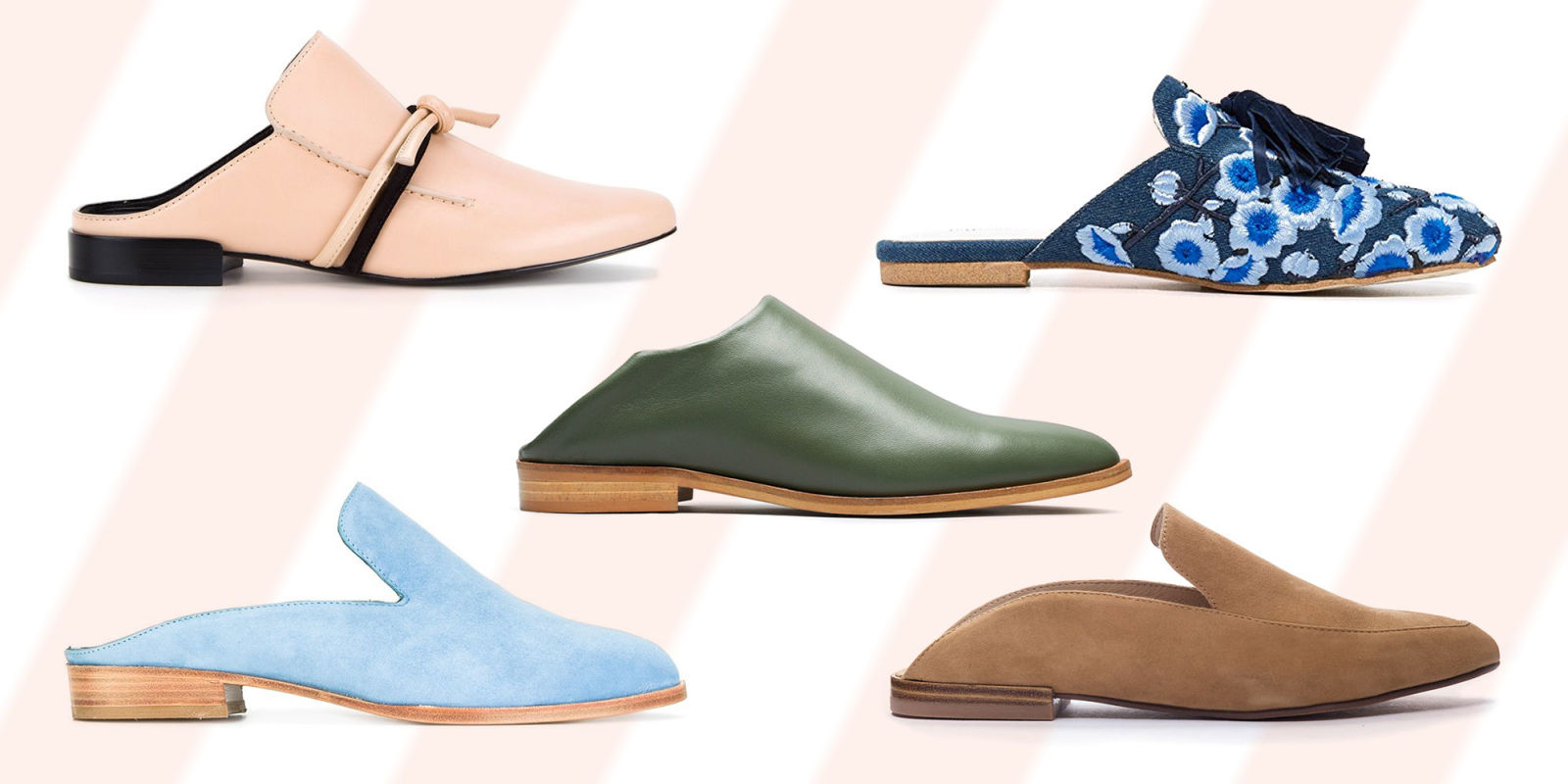 10 Best Mule Shoes For Women In Fall 2018 Chic Mule