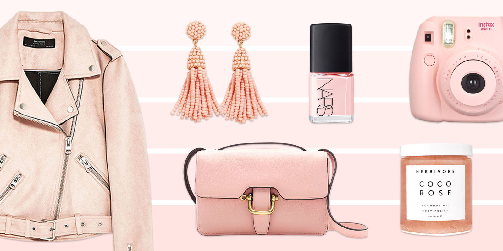 26 Best Millennial Pink Accessories For 2018 The