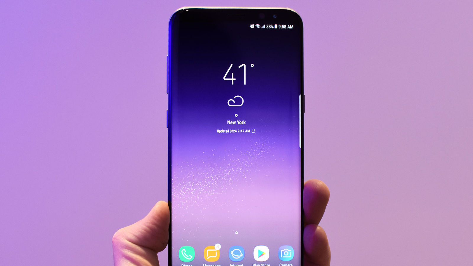 Hd wallpaper samsung galaxy s8 - Samsung Announces The Launch Of The Galaxy S8 And Galaxy S8
