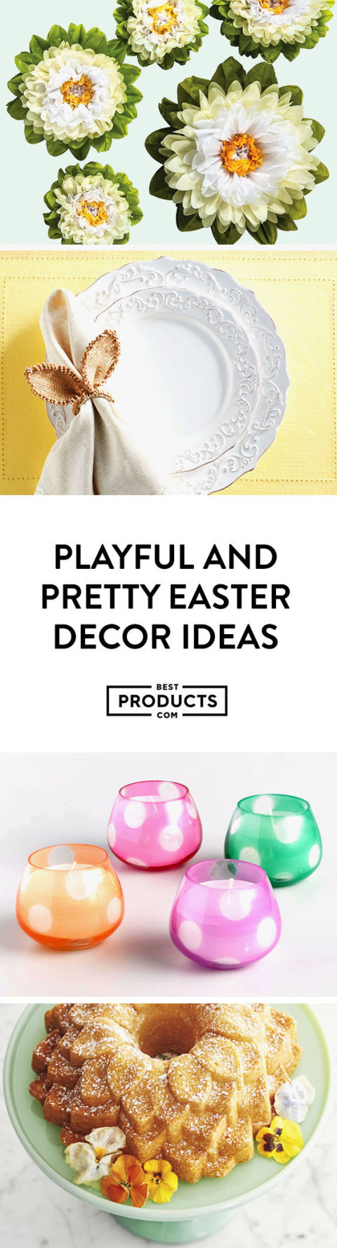 11 Best Easter Decorations of 2017 - Pretty Home Decor Ideas ...