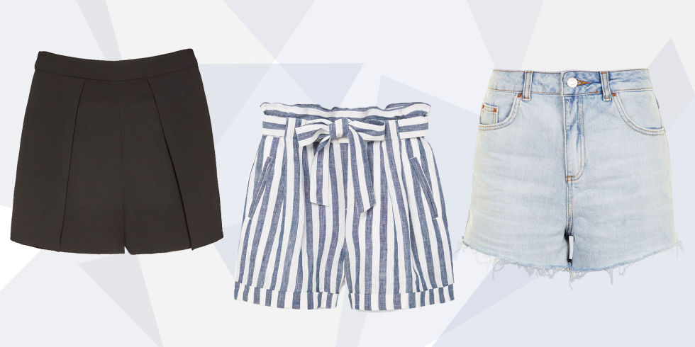 11 Best High-Waisted Shorts for 2017 - Cute High-Waisted Denim Shorts