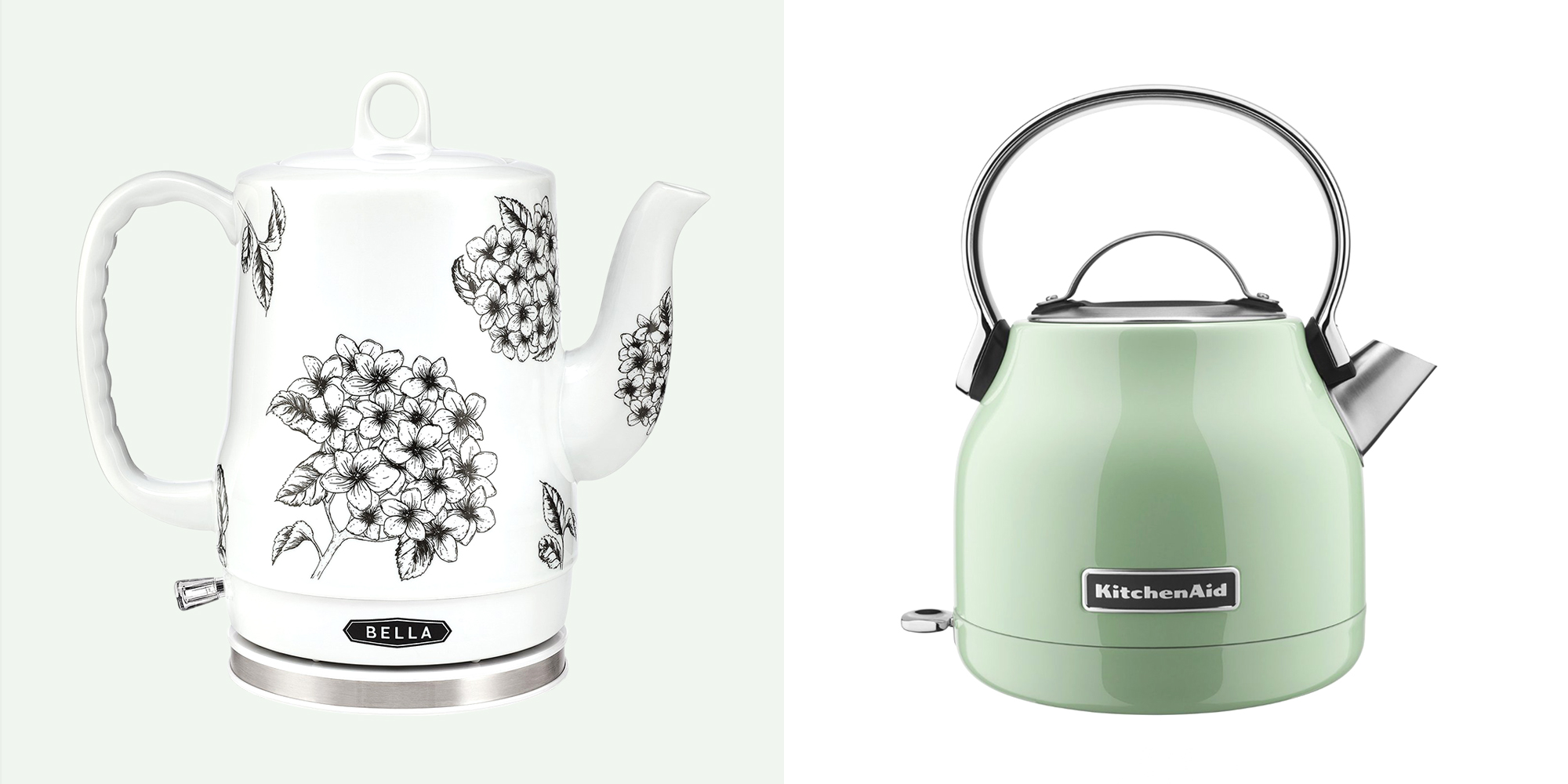 12 Best Electric Tea Kettles In 2018 Electric Water