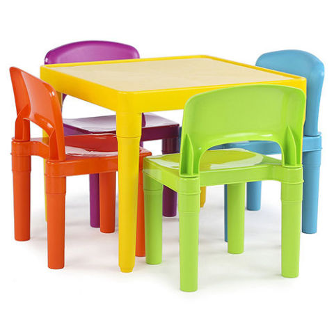17 Best Kids Tables and Chairs in 2018 - Childrens Table