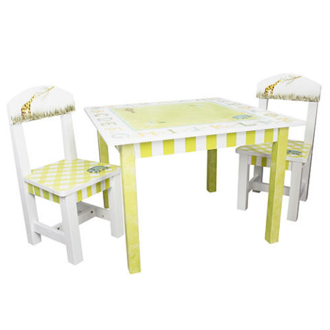 17 best kids tables and chairs in 2017 childrens table - School bus table and chair ...