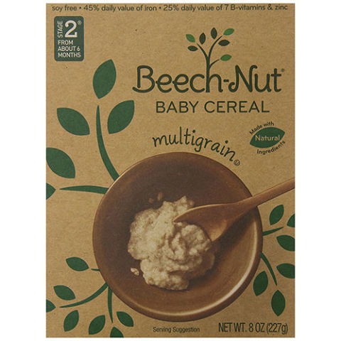 Baby Food Allergies Through Breast Milk